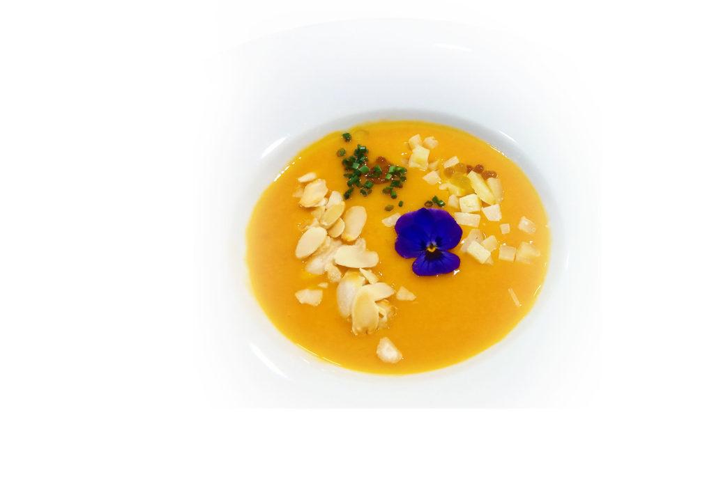 Sopa de vegetales de Restaurante Balandro