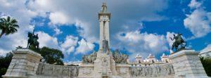 Monumento a las Cortes de Cádiz - Restaurante Balandro