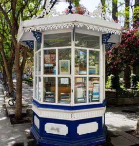 Kiosko de la Plaza de Mina - Restaurante Balandro