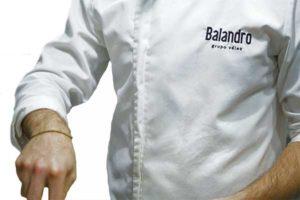 Casaca del Chef - Restaurante Balandro