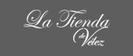 Logotipo de la Tienda de Vélez