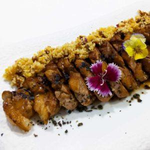 Carne y Cous Cous - Restaurante Balandro