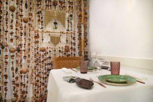 Detalle de mesa en Salón Apodaca - Restaurante Balandro