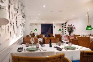 Vista general del Salón Apodaca - Restaurante Balandro
