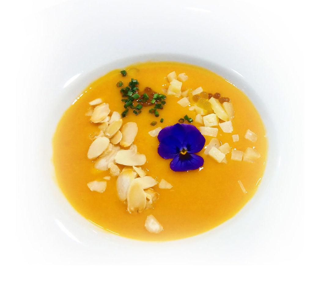 Sopa de vegetales - Restaurante Balandro
