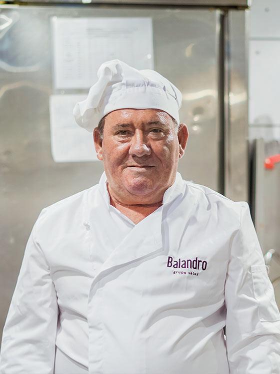 Cote - Ayudante de cocina de Restaurante Balandro