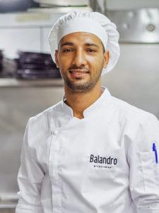 Jesús - Partida de carne de Restaurante Balandro