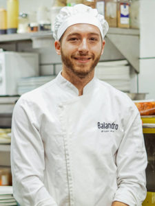 Jonatan - Partida de tapas calientes de Restaurante Balandro