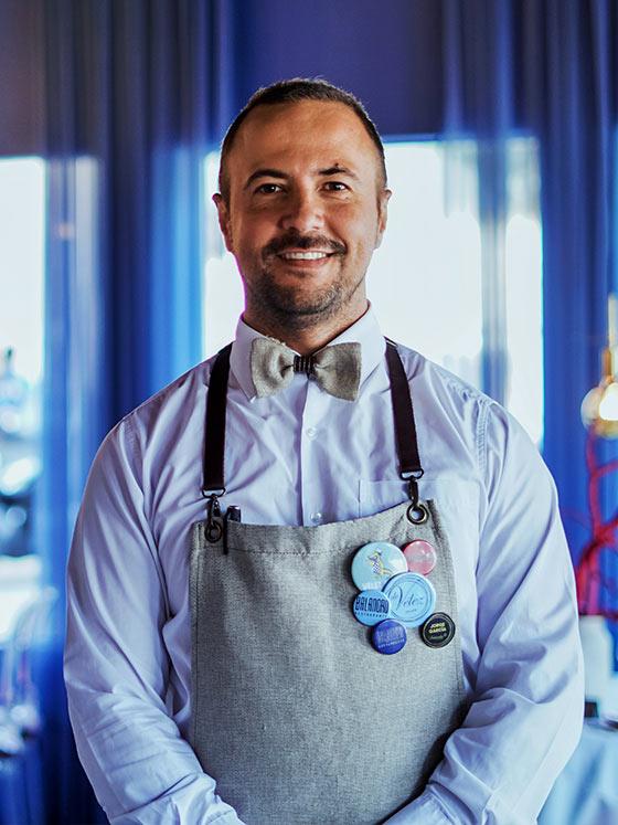 Jorge - Camarero de barra de Restaurante Balandro