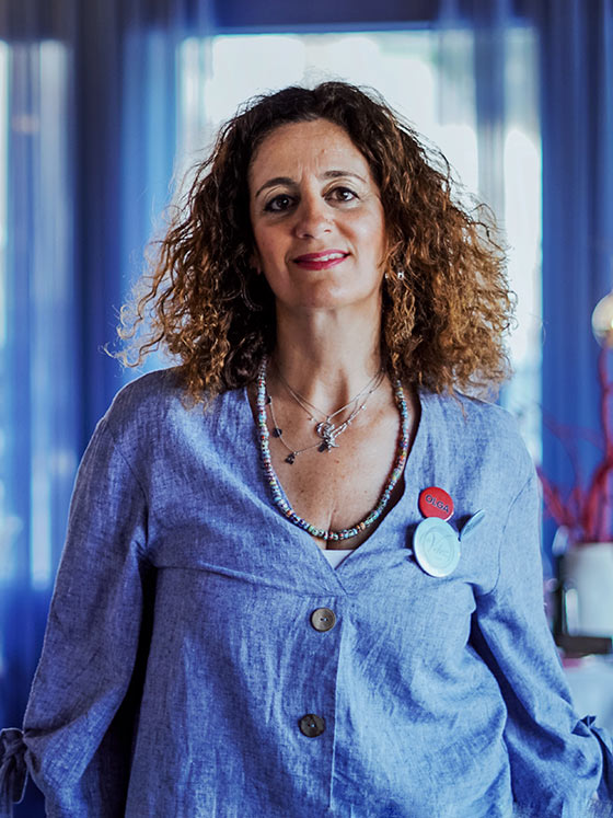 Olga - Jefa de reservas de Restaurante Balandro