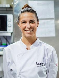 Silvia - Ayudante de repostería de Restaurante Balandro