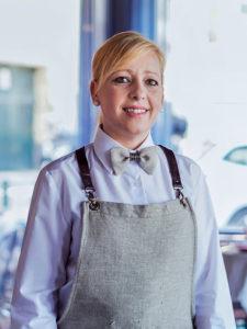 Vanesa - Responsable del Salón Apodaca de Restaurante Balandro