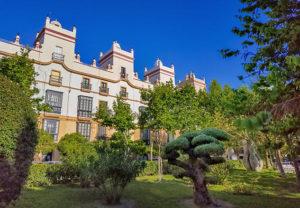 Casa de las 5 torres - Plaza de España